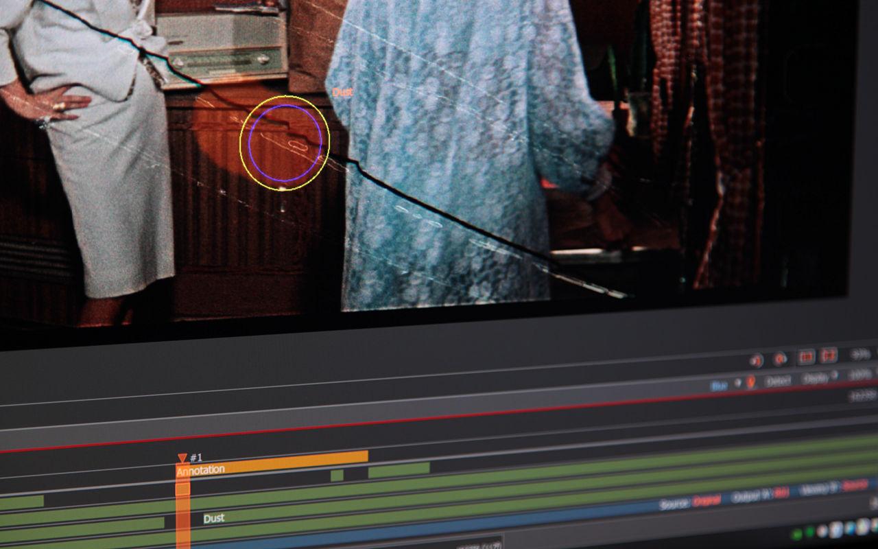 PostFactory Filmrestaurierung HS-Art Diamant Suite