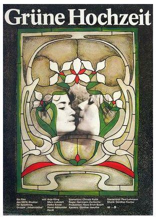 Grüne Hochzeit Plakat