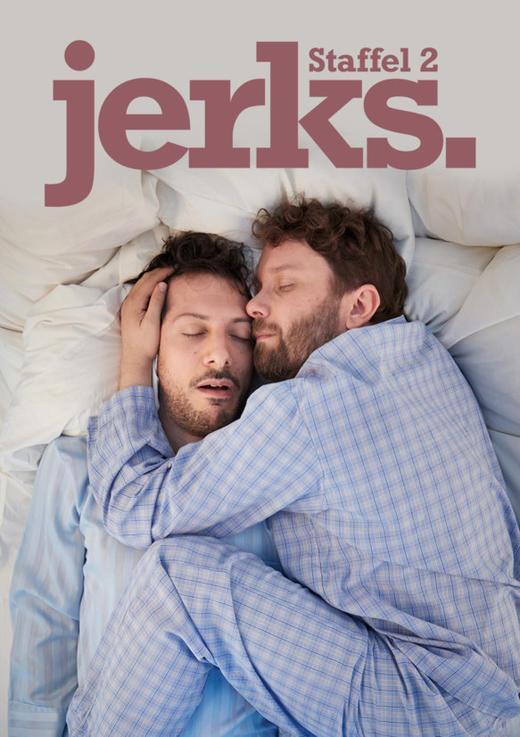 Jerks Staffel 2 Cover
