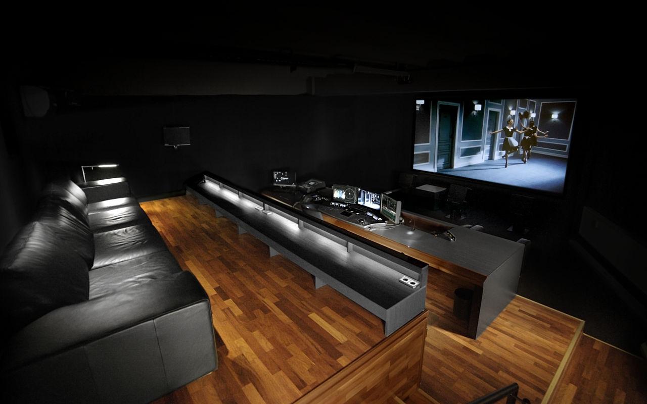 PostFactory DCI Grading Cinema