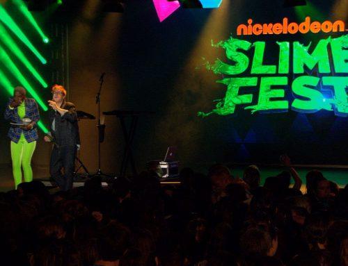 Nickelodeon – SlimeFest 2018