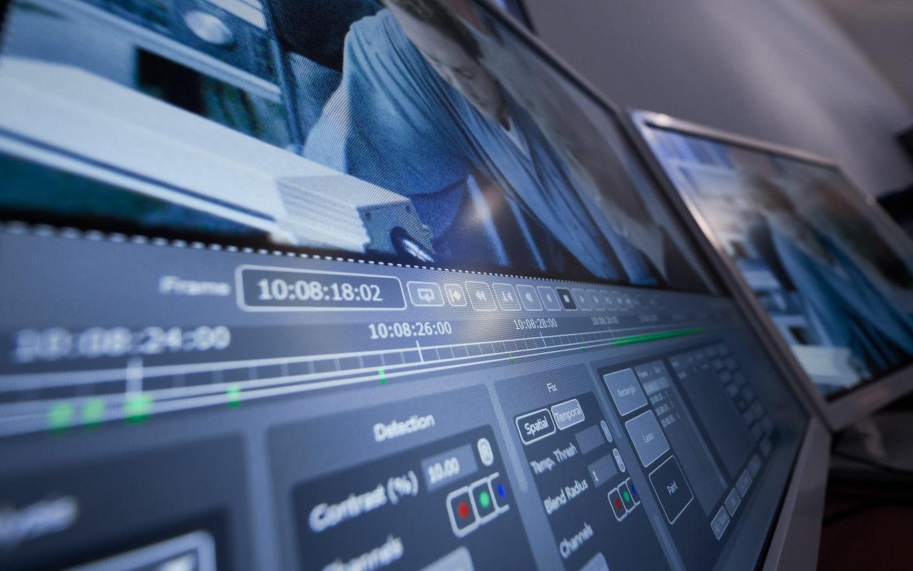PostFactory Filmrestaurierung - Pixelfarm PFClean