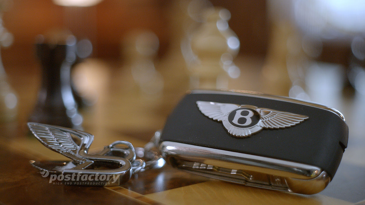 PostFactory | United Visions: Bentley Autosalon Genf 2014