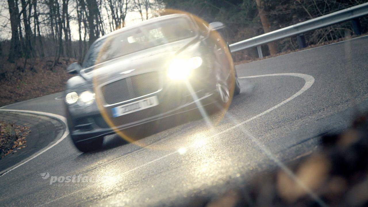 PostFactory | United Visions: Bentley Autosalon Genf 2014