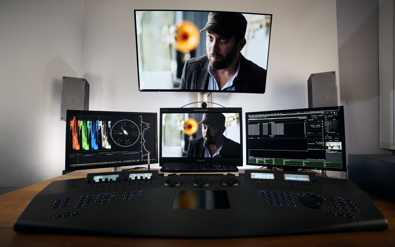 PostFactory Baselight Grading Suite