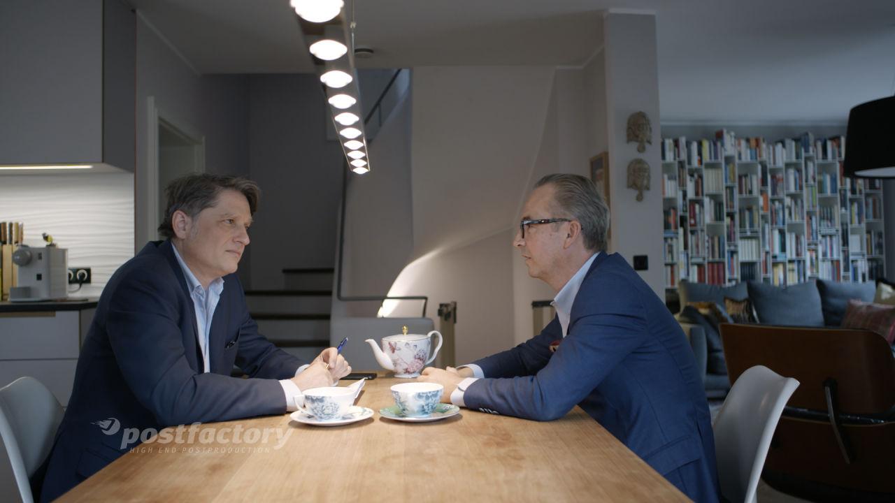 PostFactory | AVE Publishing - Die empörte Republik - Jakob Augstein unterwegs durch Debatten-Deutschland