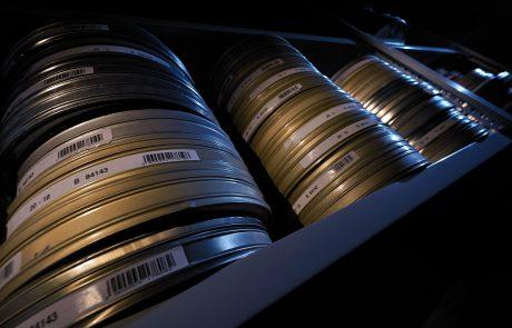 PostFactory Filmrestaurierung - Filmlager