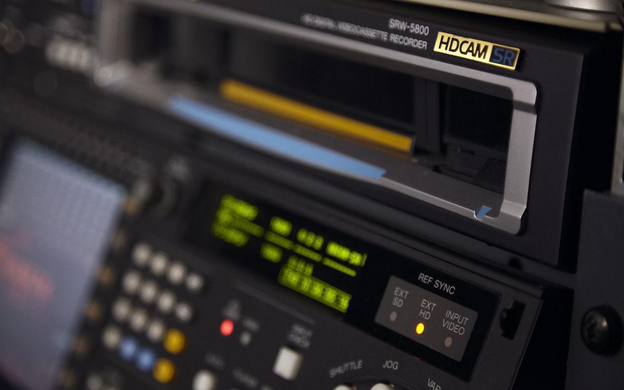 Cinegrell Postfactory | HDCam SR
