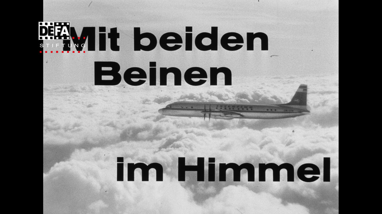 Mit beiden Beinen im Himmel - Begegnung mit einem Flugkapitän