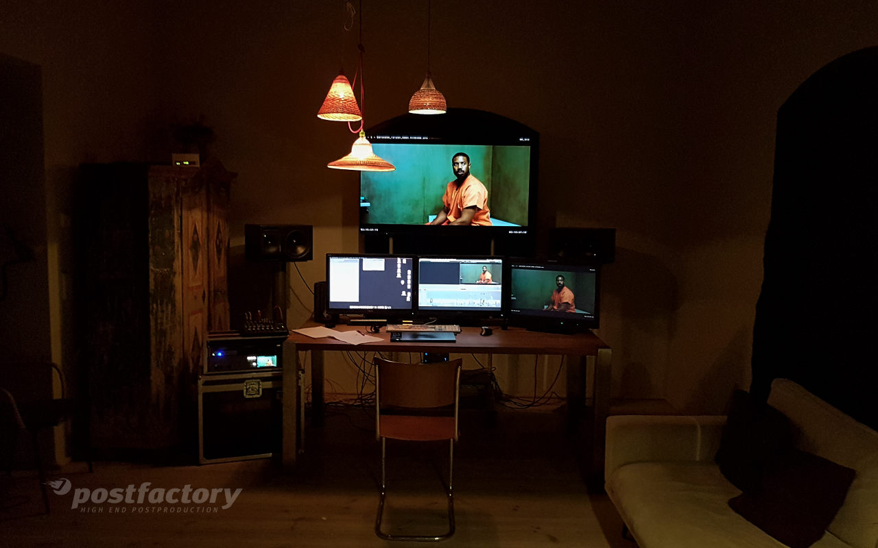 PostFactory | Paramount Pictures: Without Remorse - Uckermark Edit