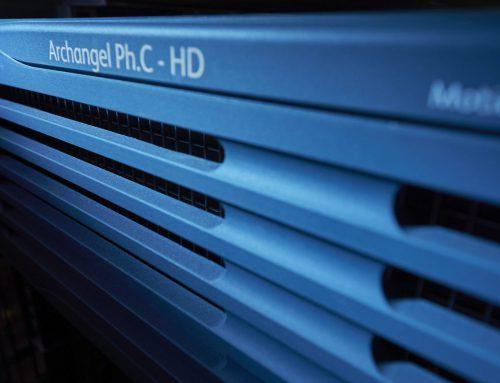 2010 – Echtzeitrestaurierung mit Snell & Wilcox Archangel HD
