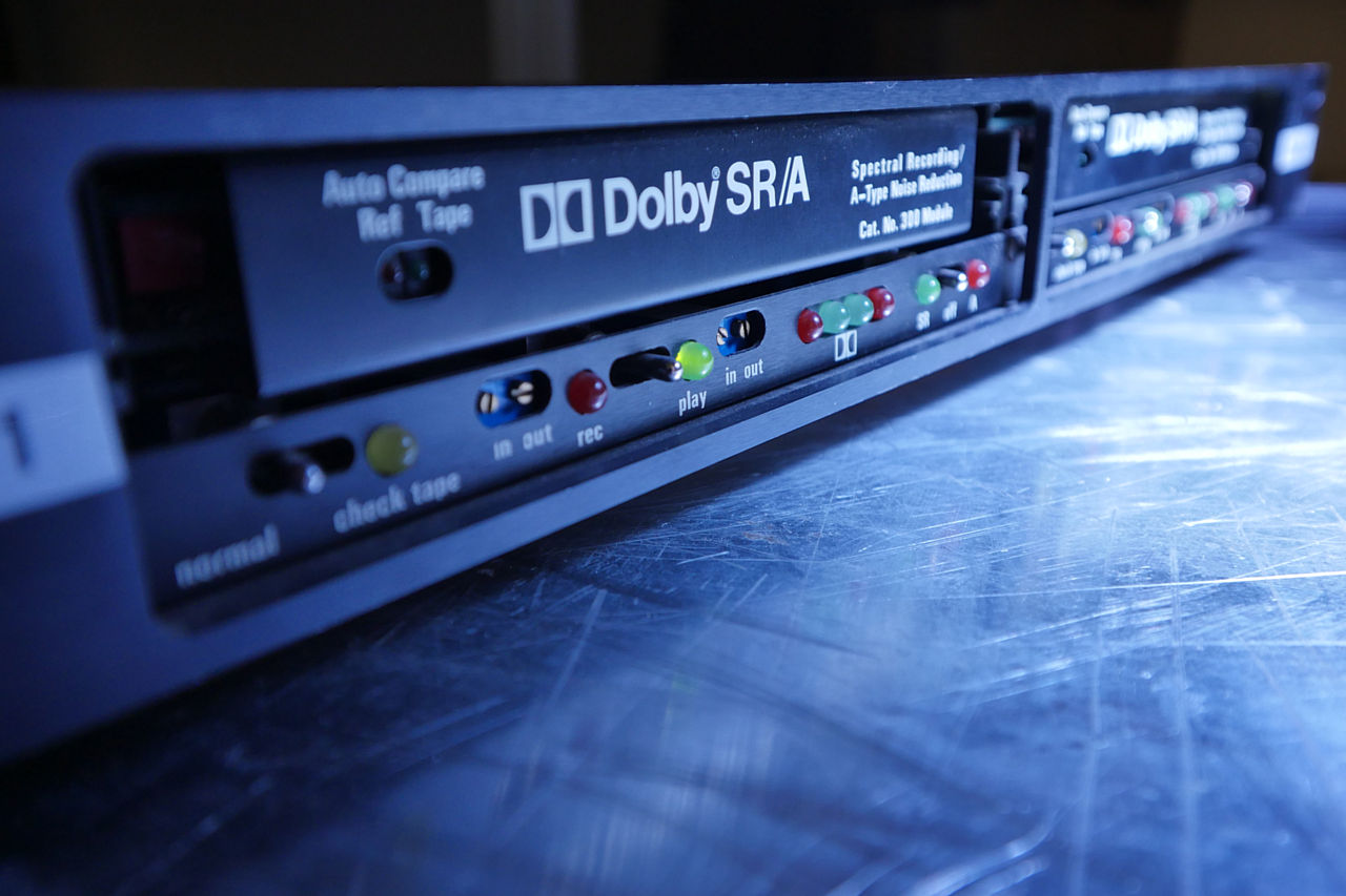 PostFactory Sound - Dolby SR