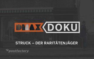 PostFactory | FABIOLA GmbH: Struck der Schatzjäger