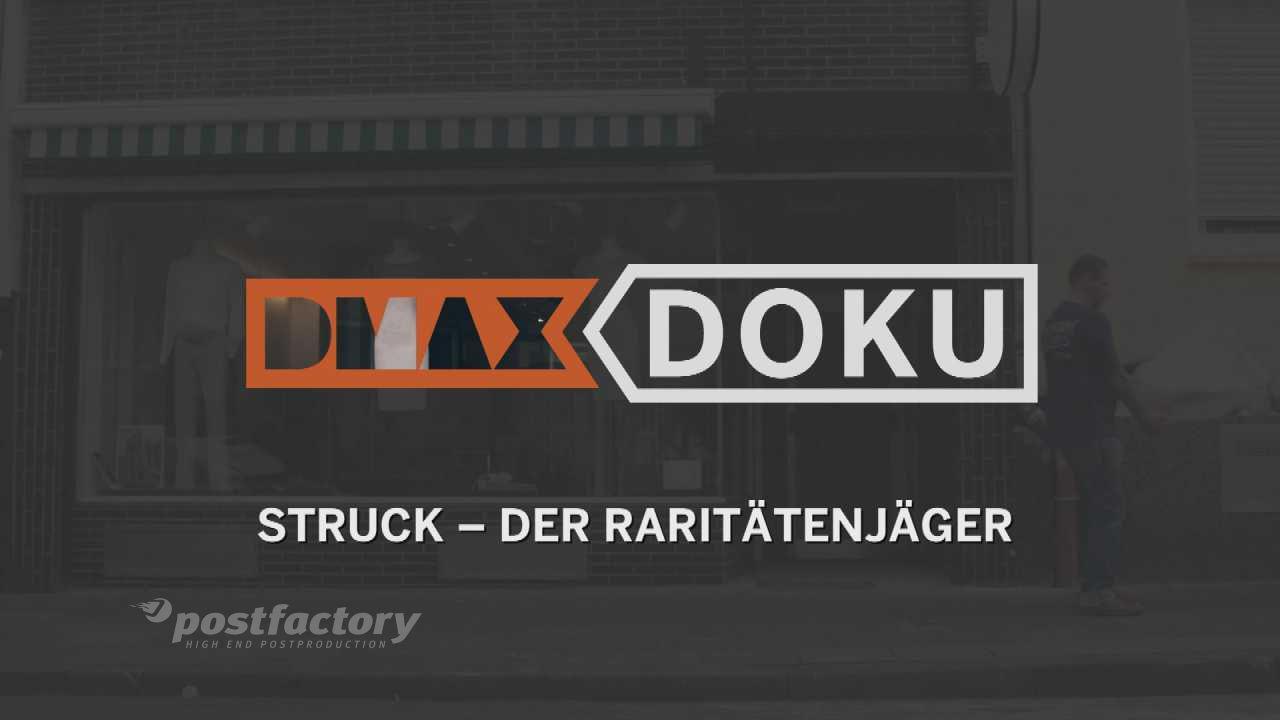 DMAX Struck der Raritätenjäger