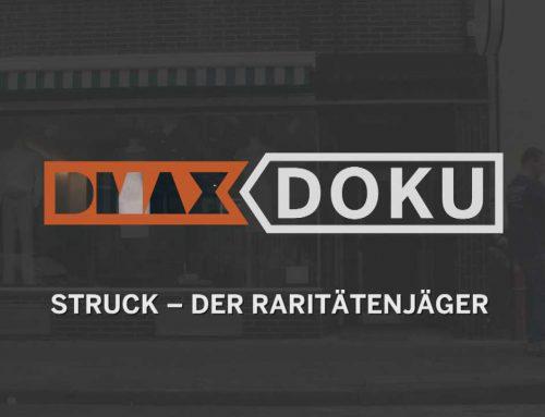 DMAX Doku – Struck – Der Raritätenjäger