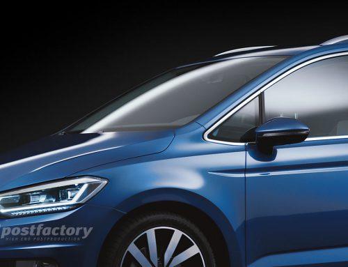 VW Touran Teaser 2015