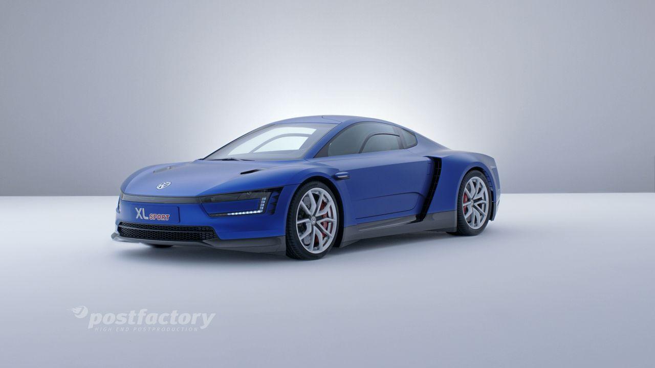 PostFactory VW XL Sport - Autosalon Genf 2014