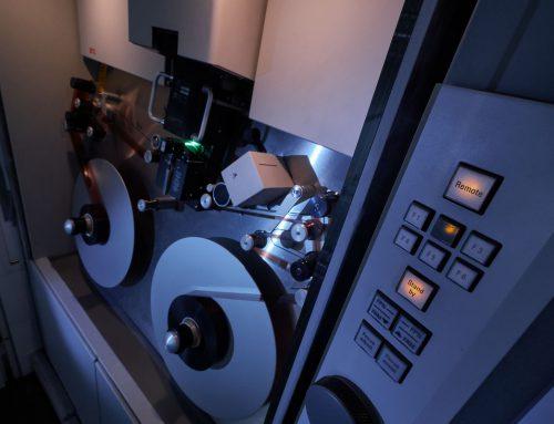 2012 – Einbau der Spirit DataCine