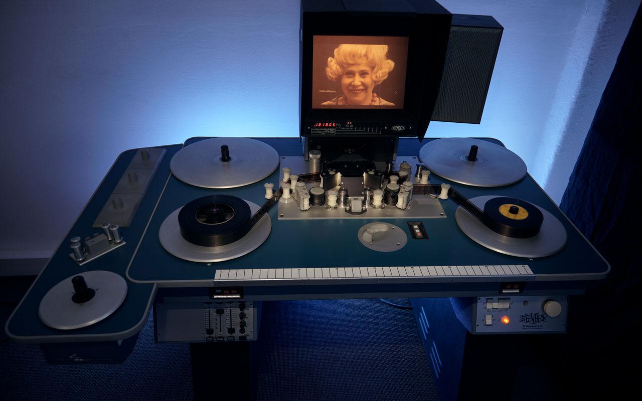 PostFactory Filmrestaurierung - Steenbeck 35mm