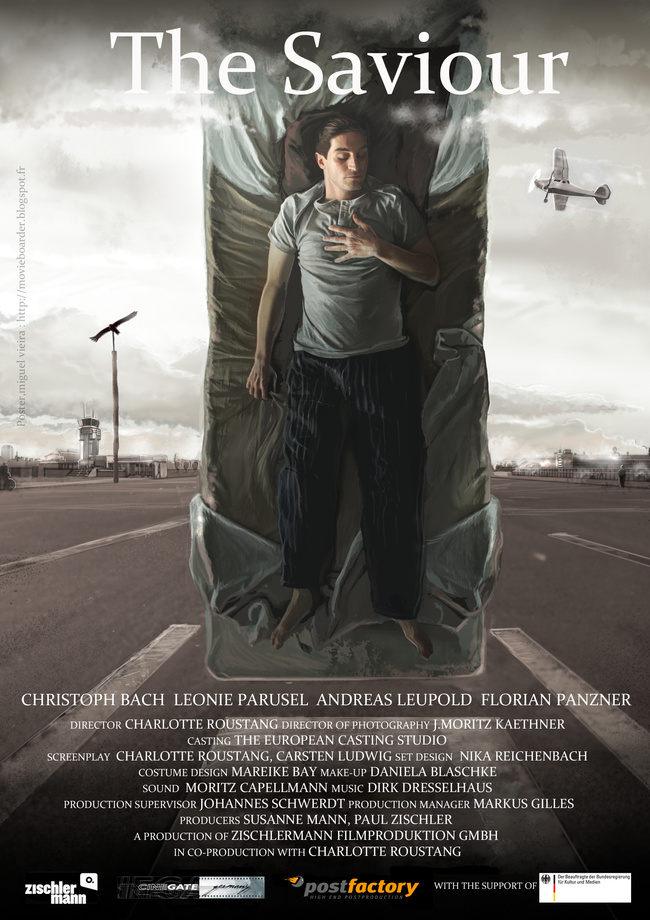the saviour - plakat