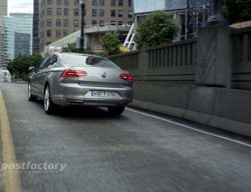 VW Passat Positionierungsfilm 2014