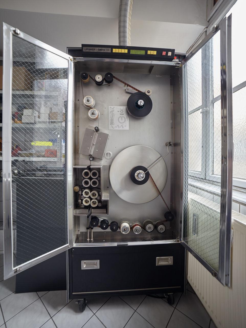 Lipsner & Smith Filmwaschmaschine
