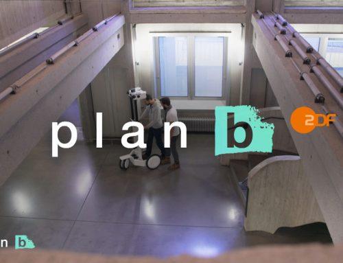 ZDF – plan b – Gut Gegründet