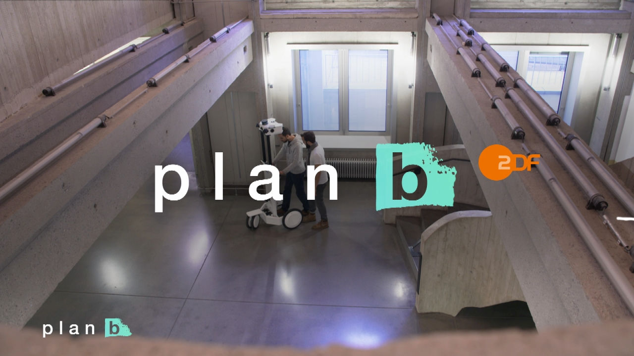 PostFactory | ZDF: Plan b - Gut gegruendet
